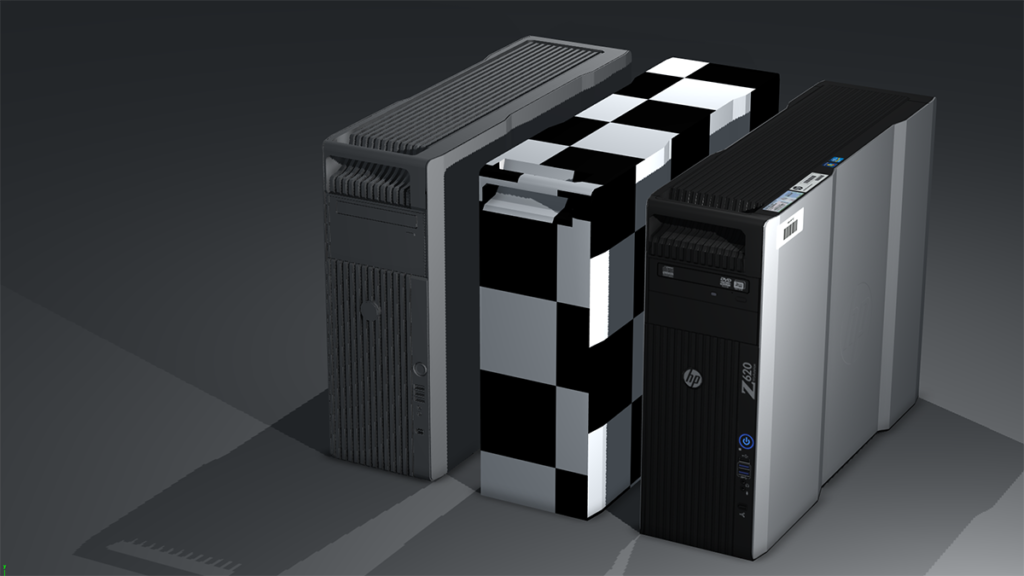 Low Poly Computer