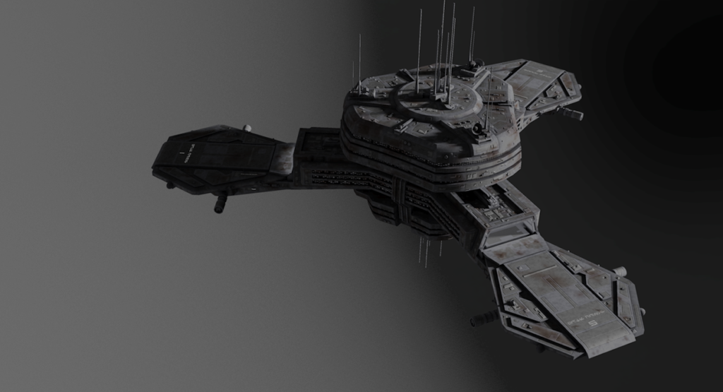 XQ2 Space Station